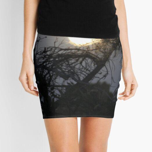 Moon At Night Mini Skirt