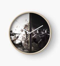 Six Siege Clock