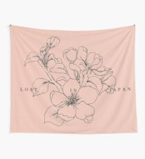 Lost In Japan Shawn Mendes  Wall Tapestry