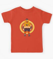 Gritty  the flyers mascot Kids Tee