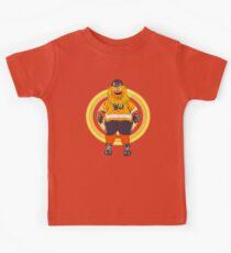 Camiseta para niños Gritty la mascota de los aviadores