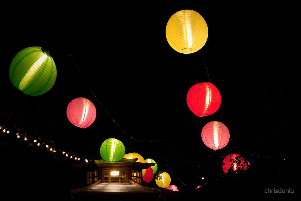 Lanterns by chrisdonia