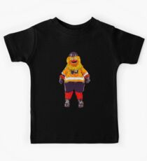 The mascot Gritty of the Flyers Kids Tee