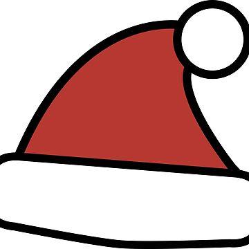 Santa's hat by MeowMusic