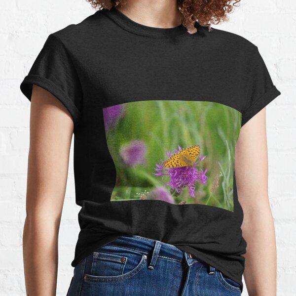 High Brown Fritillary Butterfly Classic T-Shirt