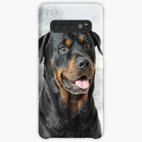 Rottweiler Christmas Samsung Galaxy Snap Case