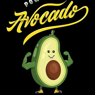 Powered by Avocado Keto Vegan Diet by javaneka