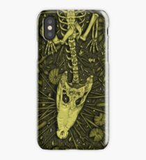 Ethereal Reptile iPhone Case