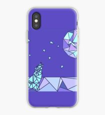 Angular Wolf iPhone-Hülle & Cover