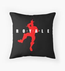 ROYALE AIR Throw Pillow