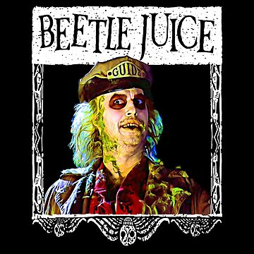 Beetlejuice by biggeek