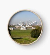 Greenwich Park, London Clock