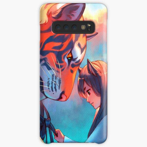 Tangled Tiger Samsung Galaxy Snap Case