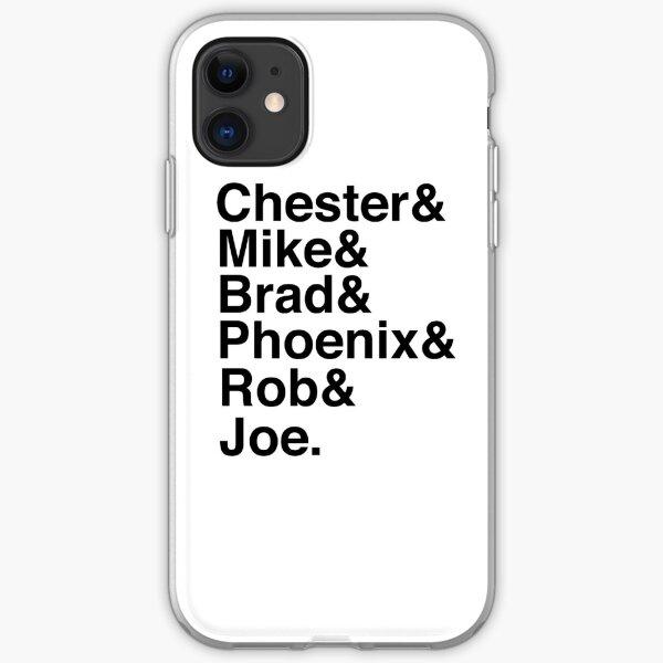 Linkin Park iPhone Soft Case