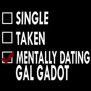 Mentally dating... Gal! by Sasya