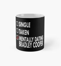 Mentally dating... Bradley! Mug