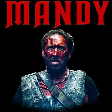 MANDY - Crazy Evil - Nicolas Cage by powerdinoninja