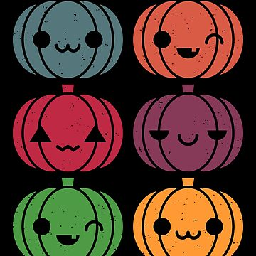 Cutest Pumpkin Emoji by VomHaus