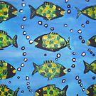 Fishermen dream by Pamela Ward