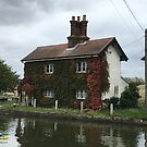 Canalside cottage by CruisingTheCut