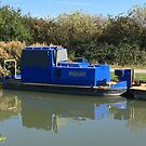 Canal and River Trust workboat by CruisingTheCut