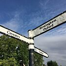 Canal sign at Braunston by CruisingTheCut