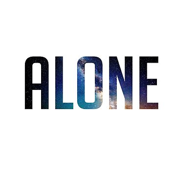 Alone Galaxy by Slaughtzzz