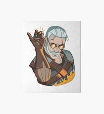 Salz Bae Geralt Galeriedruck