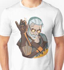 Salt Bae Geralt T-shirt unisexe