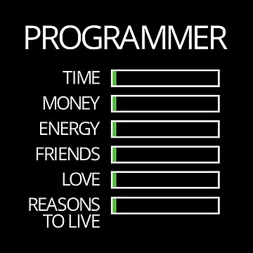 Programmer Stats by codewearIO