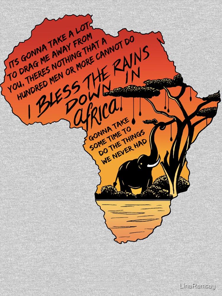 """Africa"" by LinaRamsay"