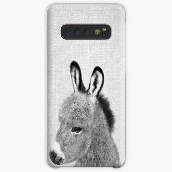 Donkey - Black & White Samsung Galaxy Snap Case