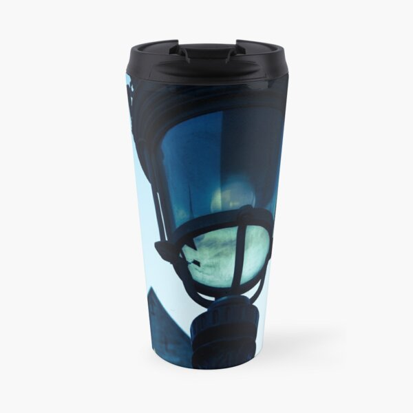 Light the sky Travel Mug