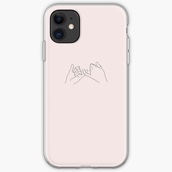 i pinky promise iPhone Soft Case