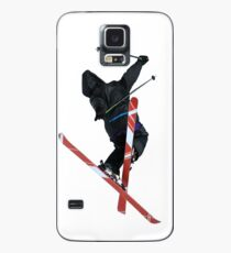 Free Style Skispringer Hülle & Skin für Samsung Galaxy
