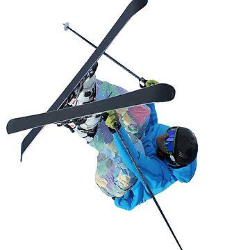 ski jump by camerawithlegs