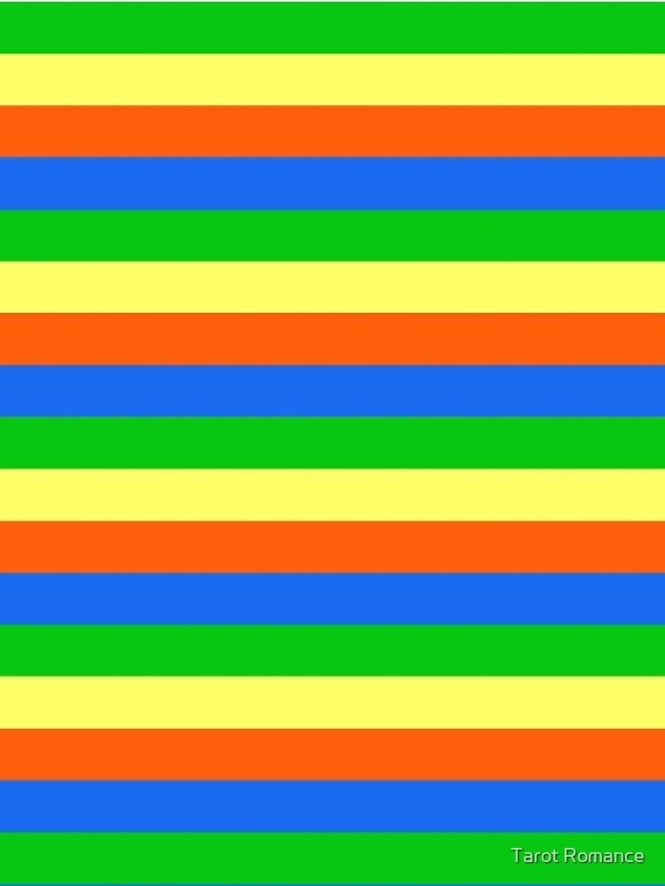 Fruity stripes by AlisonWilkie