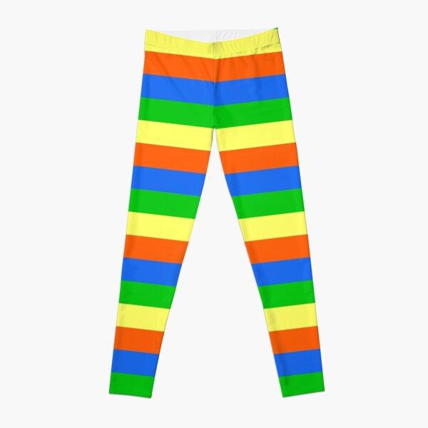 Fruity stripes Leggings