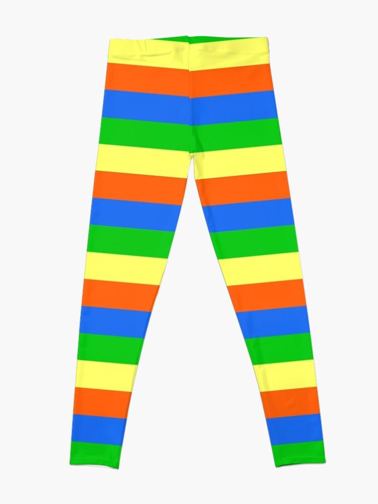 Alternate view of Fruity stripes Leggings