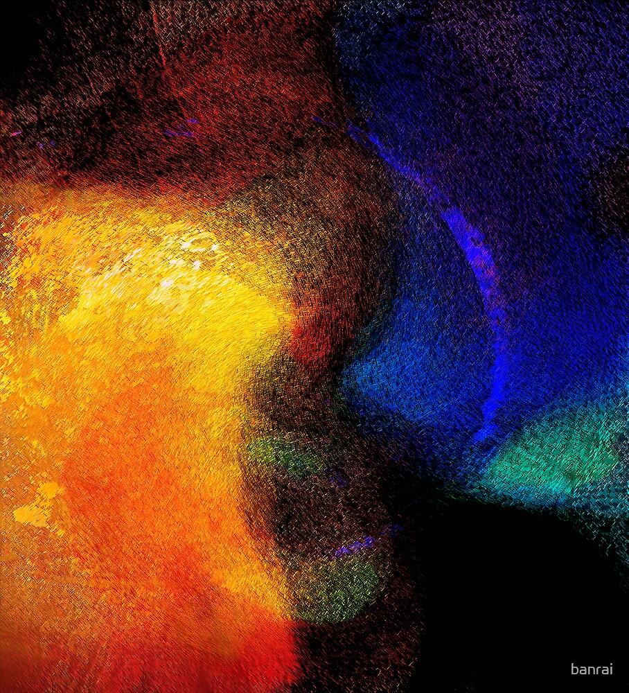 cosmic union...... atmospheric love affair    by banrai