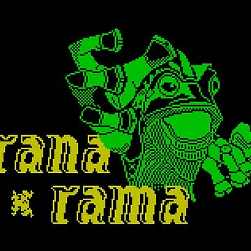 Gaming [ZX Spectrum] - Rana Rama by ccorkin