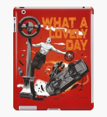 Singing in the Hell iPad Case/Skin