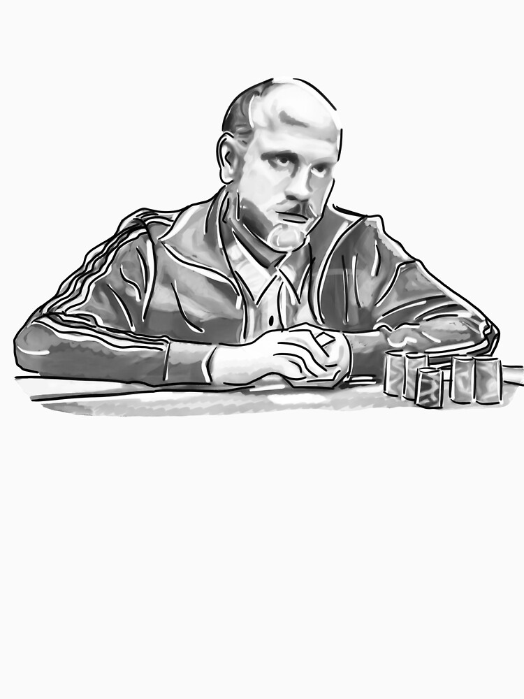 Teddy KGB by fullrangepoker