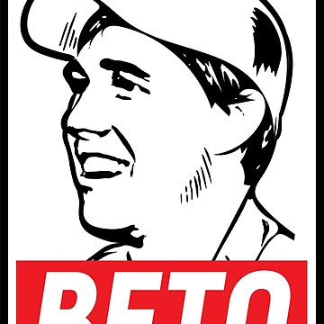 Vote Beto by radvas
