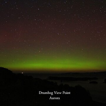 Aurora  Drumbeg by Alexanderargyll