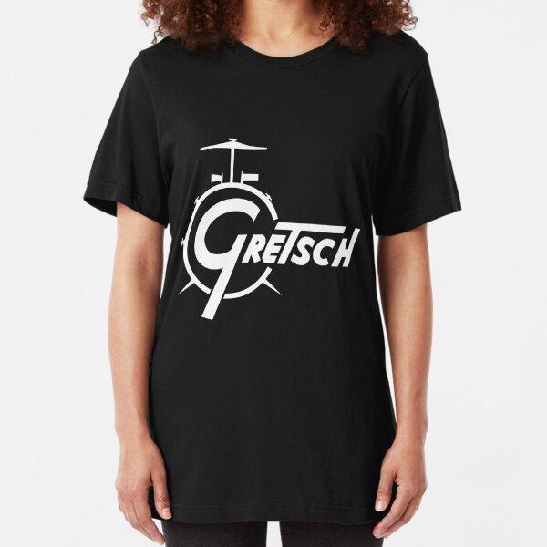 Best Pro Drums Slim Fit T-Shirt