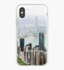 HK Skyline iPhone Case