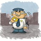 Cop by Ronnie Tucker