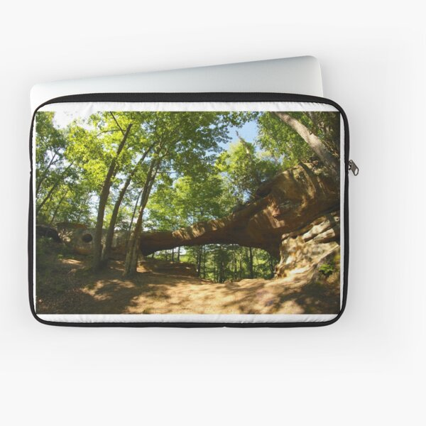 Princess Arch in Shadows Laptop Sleeve