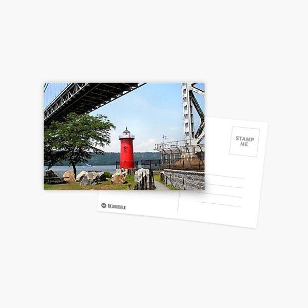 Little Red Lighthouse Postcard